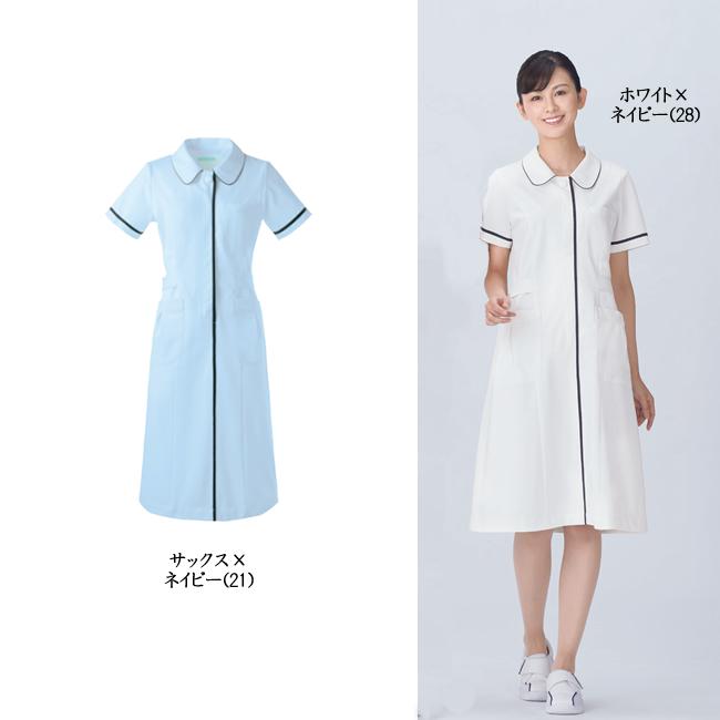 022 ワンピース半袖