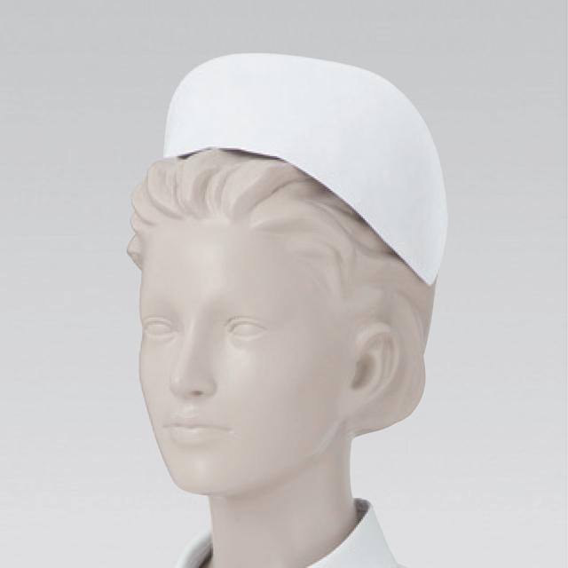 186 ナースキャップ ホワイト・サックス・ピンク