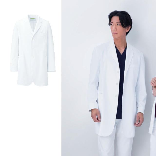 KZN113-40 メンズ診察衣