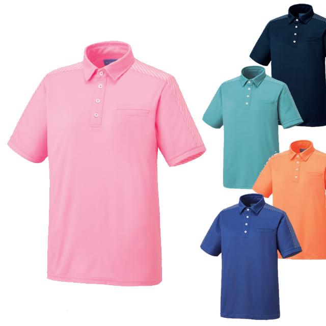 KZN232 ニットシャツ