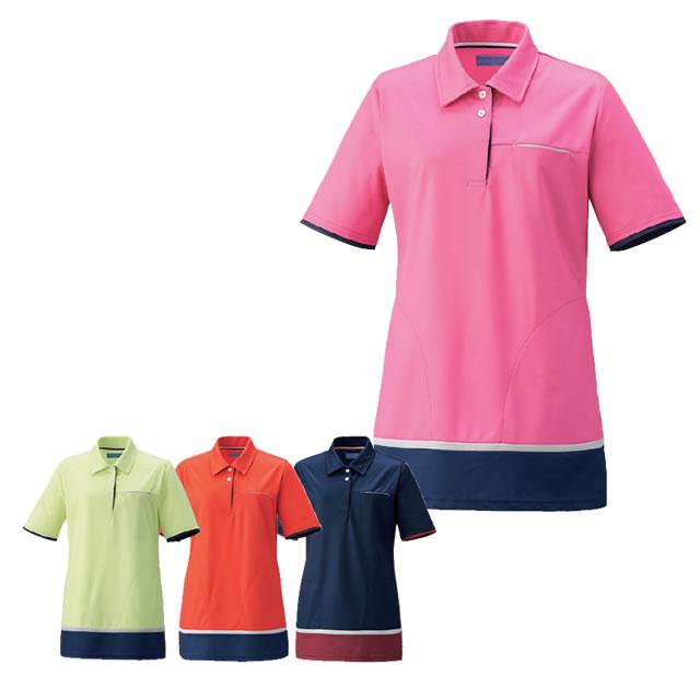KZN233 ニットシャツ