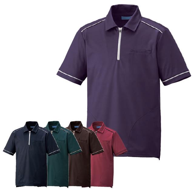 KZN235 ニットシャツ