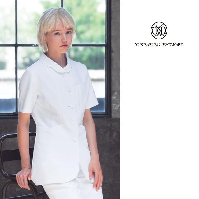 YW22 レディスジャケット半袖